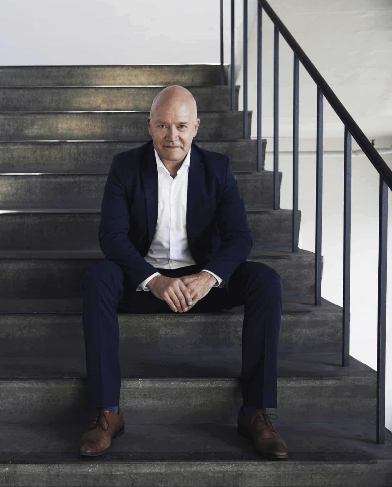 Photo of Jakob Knudsen, Chief Executive Officer