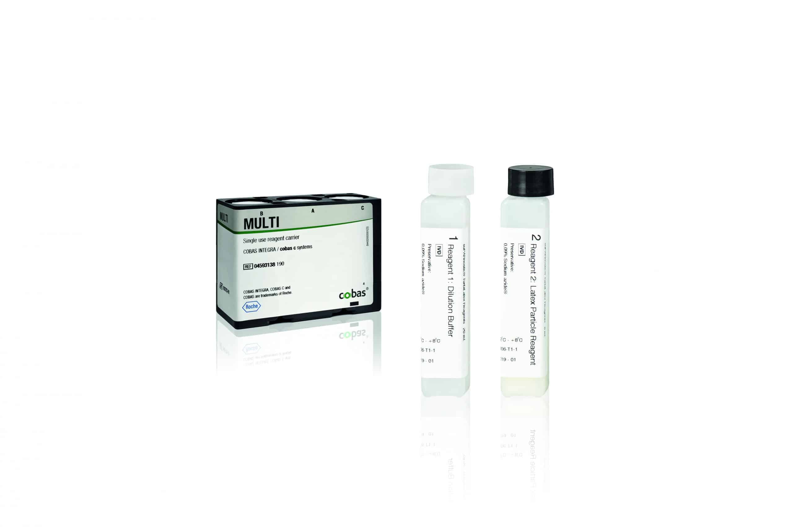 Photo of suPARnostic® TurbiLatex