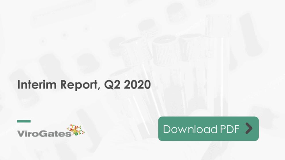 Interim Report Q2, 2020
