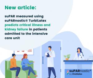 new suPAR article